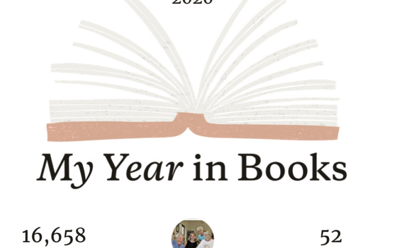 My 2020 Year in Books