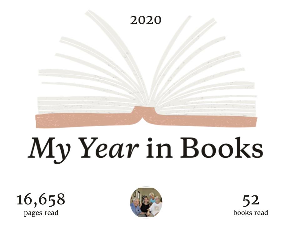 2020 Year in Books